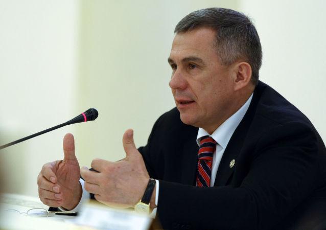 俄鞑靼斯坦愿意与广东省在IT和机械制造领域进行合作