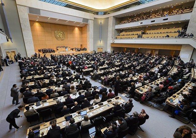 美国积极支持台湾参加世卫大会,局势将发生变化?