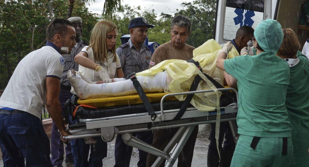墨西哥政府证实古巴空难中有7名墨西哥人遇难