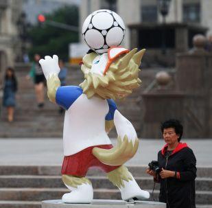 国际足联主席不担心2018年世界杯的安全问题