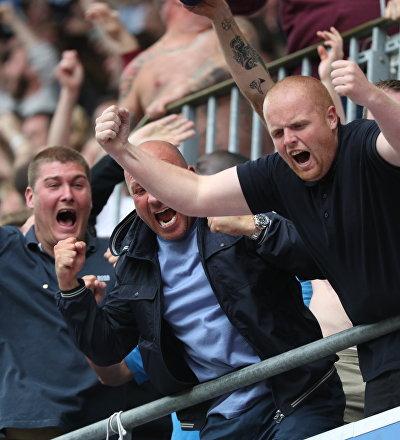 英國球迷試圖在世界杯期間製造事端 俄內務部提出警告