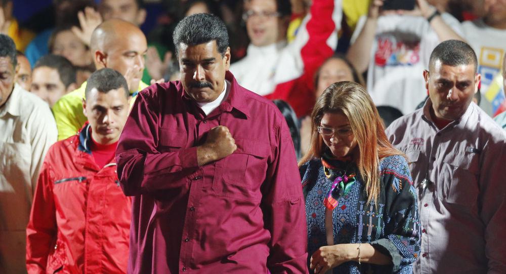 中国拒绝:美国施压中国与委内瑞拉断联