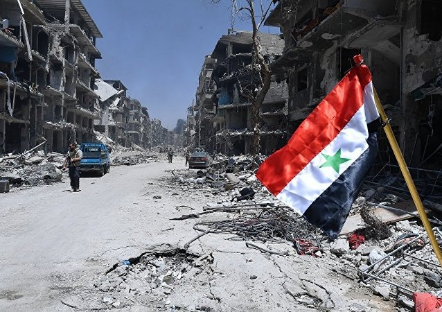 叙库尔德政客:土总统在叙创建稳定部队的想法违背阿斯塔纳进程目标
