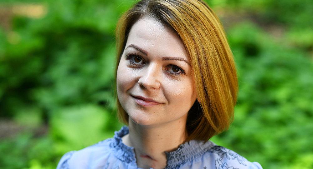 俄外交官:尤利娅·斯克里帕利念的是英译俄稿