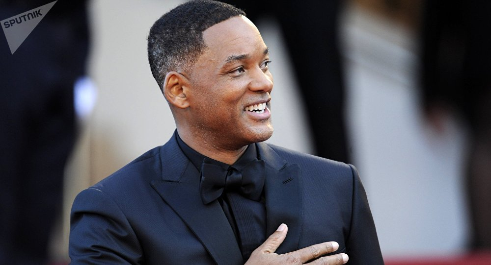 演員和嘻哈歌手威爾·史密斯(Will Smith)