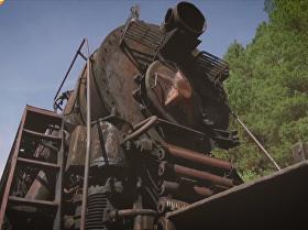 火車頭之墓