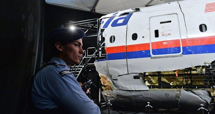 該國完全相信荷蘭對MH-17空難的調查結論