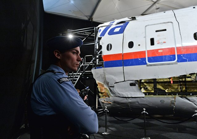 俄方关于MH17空难的证据被置之不理
