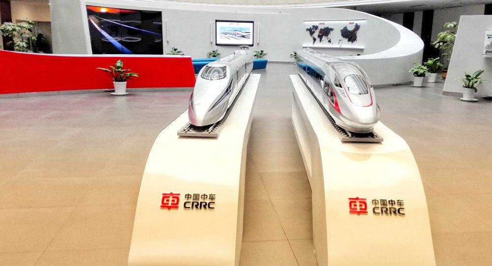 中車青島四方機車車輛股份有限公司辦公室