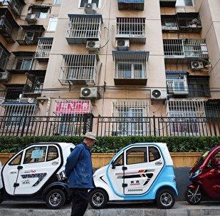 北京电动小客车近14万辆 居全国之首
