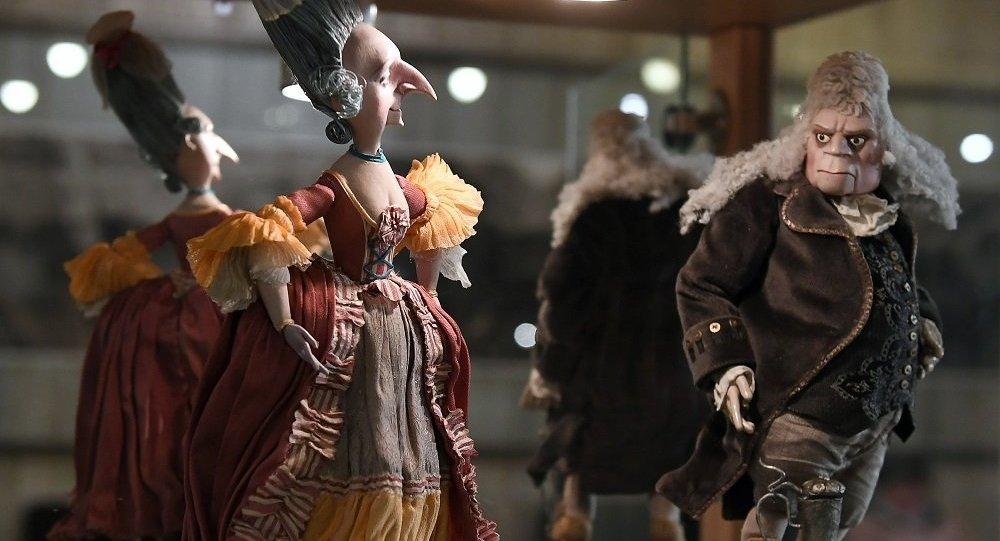 俄罗斯木偶动画片精品将在中国进行世界首映