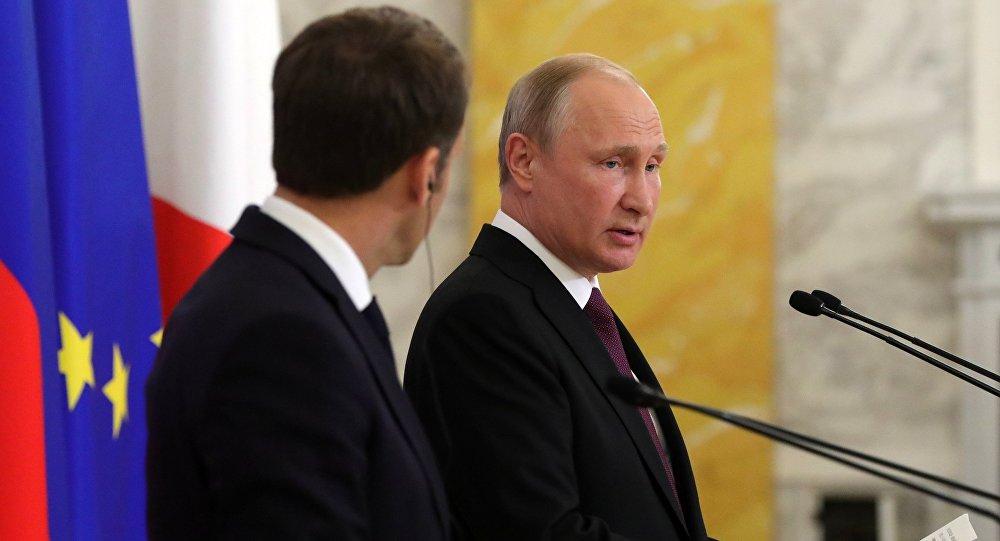 普京谈特朗普取消美朝峰会:俄对此表示遗憾