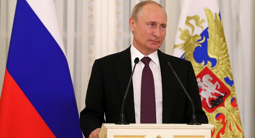 普京:不能将是否保留伊核协议与伊朗导弹计划挂钩 协议未规定这种条件
