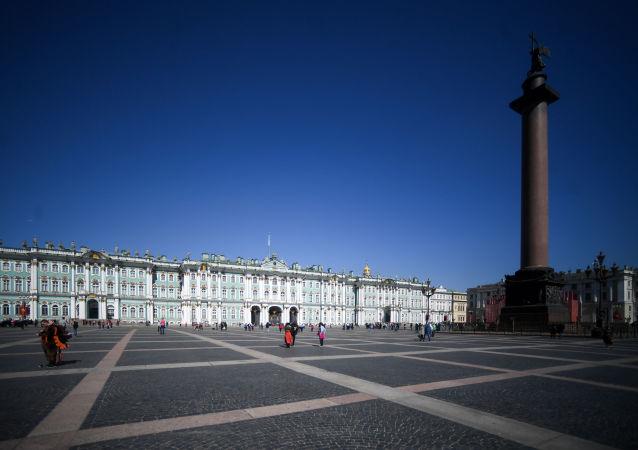 彼得堡艾尔米塔什国家博物馆
