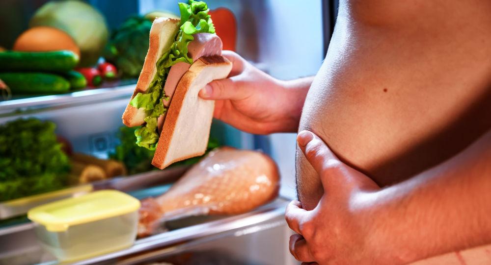 俄营养师指出晚餐不应该吃的食物