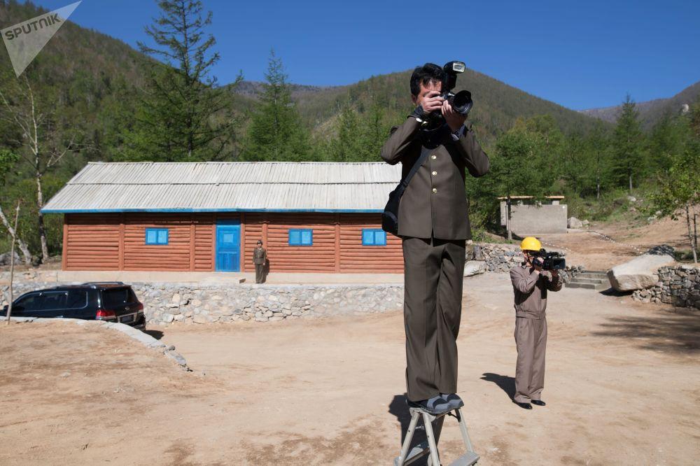 朝鮮廢棄豐溪里核試驗場