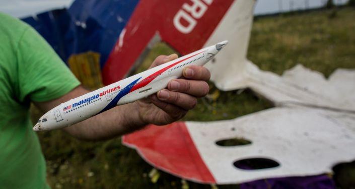 馬來西亞外交部:該國將仔細研究國際調查組對MH17空難的結論