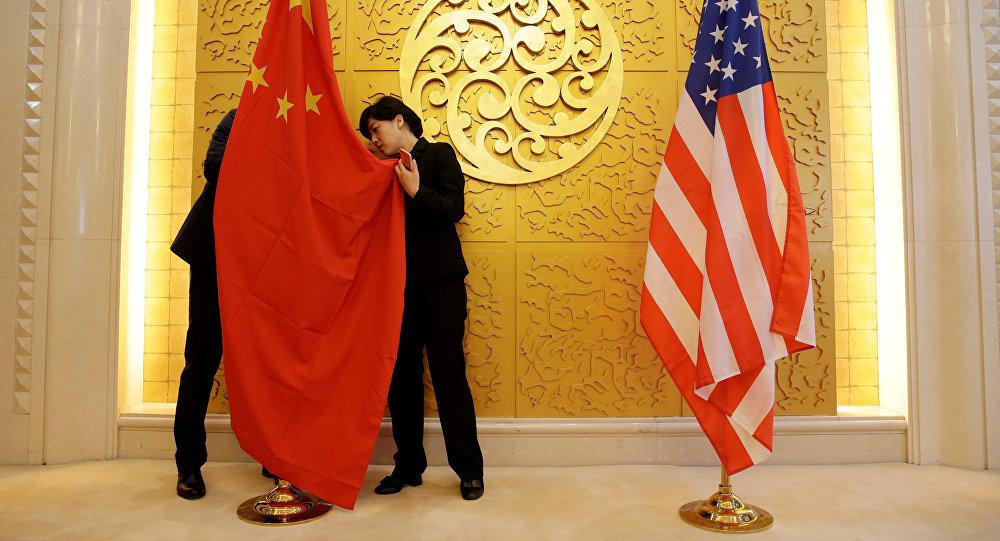 美国莫非硬逼中国打贸易战