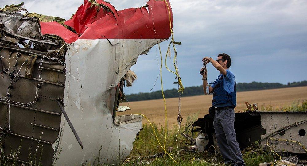 克宮發佈消息稱,俄堅決駁斥關於涉嫌馬航MH17客機失事的指控