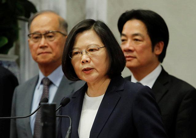 台湾接连失去外交盟友