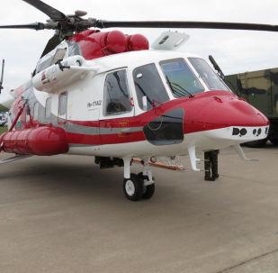 """""""俄罗斯直升机""""集团:""""安萨特""""应在珠海航展前在华获得认证"""