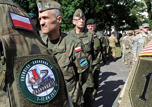 克宮:美國在波蘭建立基地必將招致俄方反擊