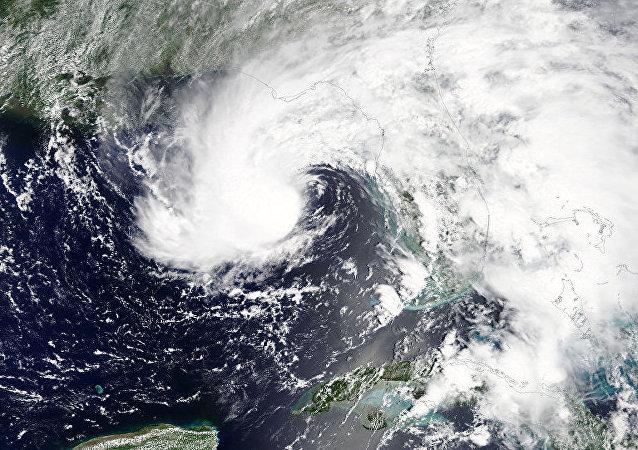 「阿爾貝托」風暴