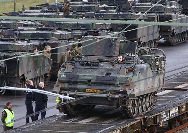 俄外長:俄白對北約在波羅的海沿岸地區和波蘭的積極活動表示擔憂