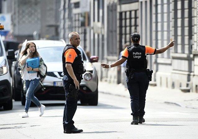比利时列日市发生枪击案 三人死亡枪手被击毙