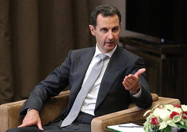 叙总统阿萨德