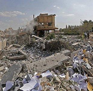 敘總統:不排除美國會對敘發動新打擊