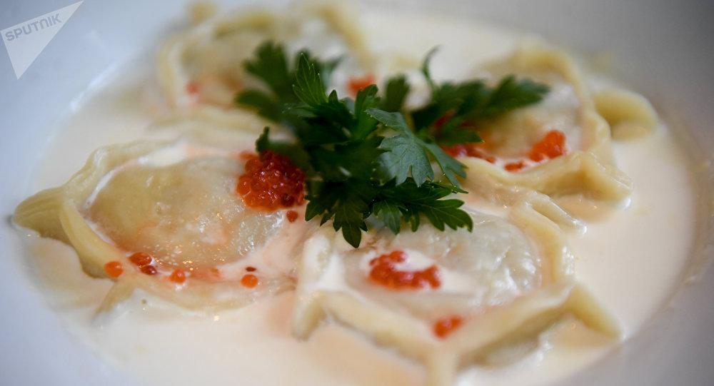 家常狗鱼饺子