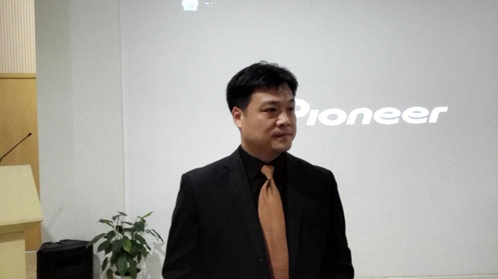 海尔集团副总裁李攀
