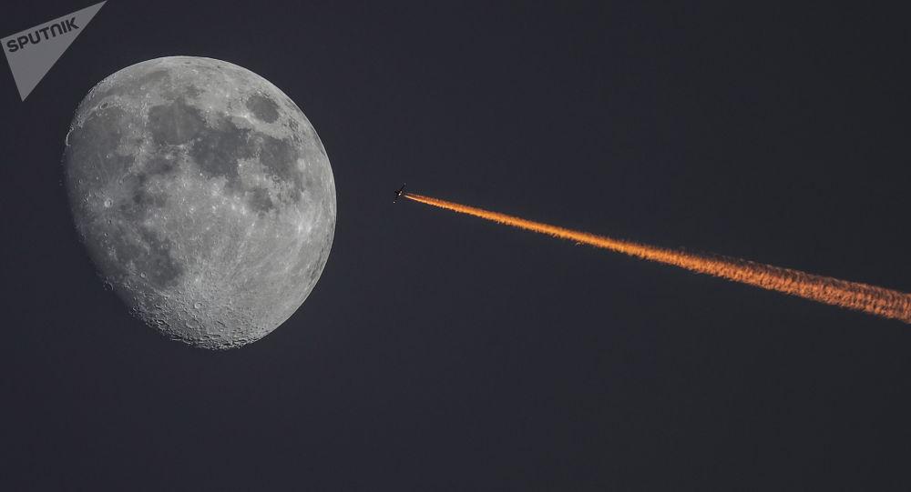 以色列公司打算于2019年2月将无人飞行器送上月球
