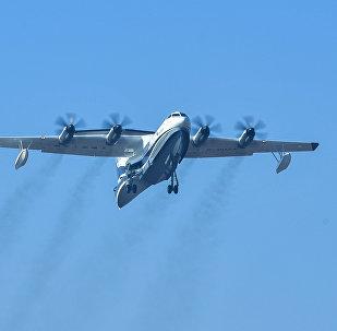 俄專家:新型水上飛機可為中國在太平洋軍事存在提供保障