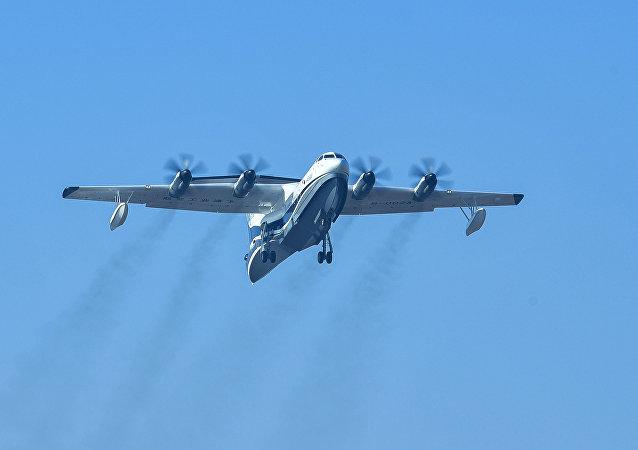 俄专家:新型水上飞机可为中国在太平洋军事存在提供保障