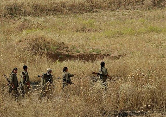 庫爾德工人黨戰士