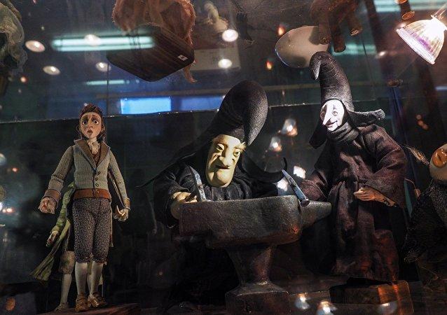 俄聯盟動畫電影公司希望中國觀眾將給予《霍夫曼奇遇記》好評