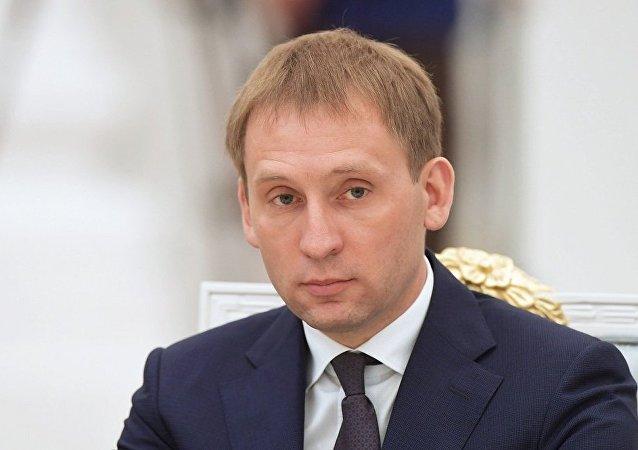 俄罗斯远东发展部部长科兹洛夫
