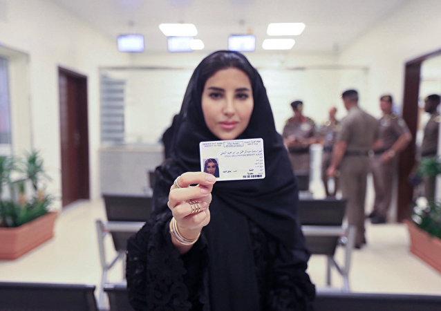 沙特解除女性驾车禁令