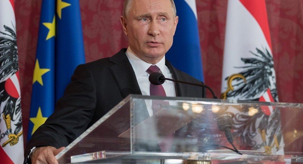 普京:任何出于政治目的的限制措施和保护主义都有害无益