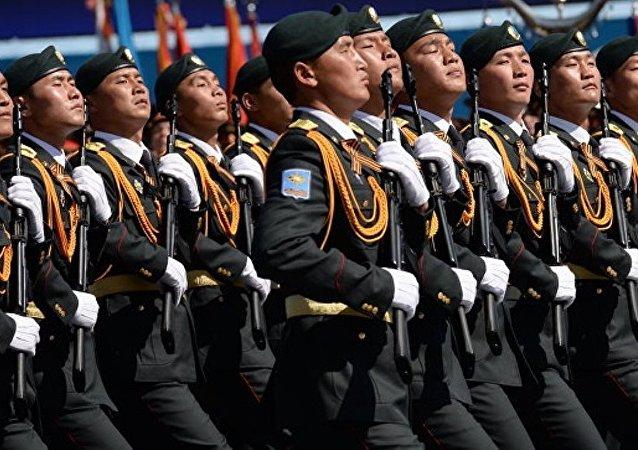 蒙古防长:蒙古国将发展与俄军事和军技合作