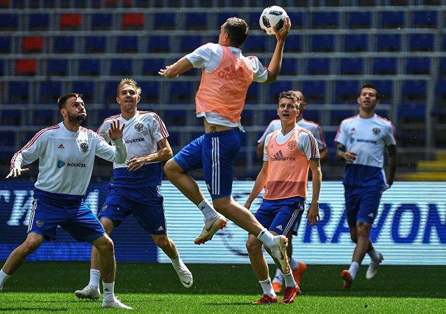预言机器人巴克斯特将预测2018年世界杯揭幕战结果