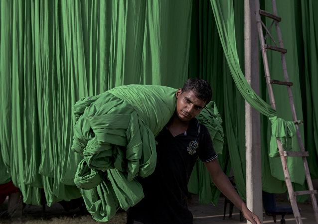 专家:印度政府将提高纺织品进口税以获得选民支持