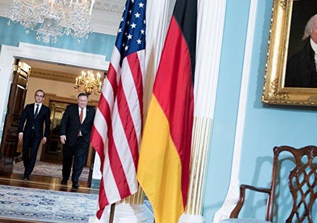 德国外交部长称德美关系复杂
