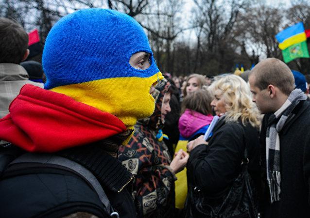 乌克兰安全局前局长:2014年极端分子想活活烧死亚努科维奇