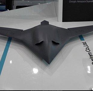 俄媒:中國新型無人機將成美國人的「噩夢」