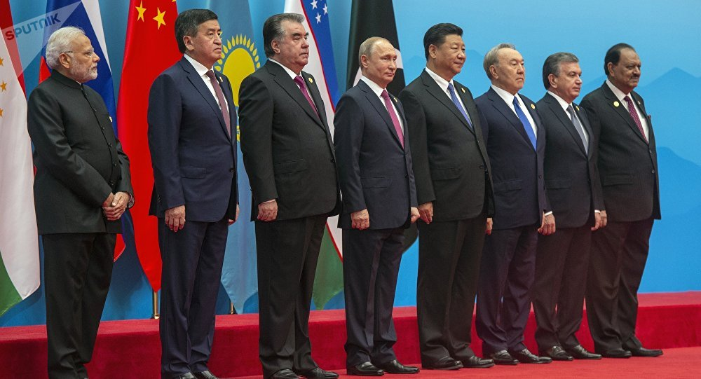 外媒:上合青島峰會展示的是團結