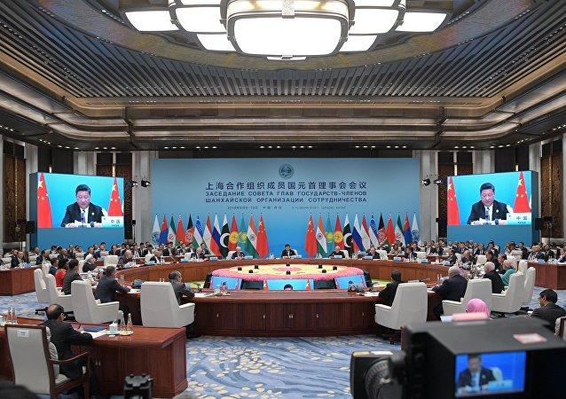 青島宣言:上合組織成員國將採取措施防止外空軍備競賽