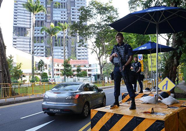 在新加坡的「特金會」將耗資約2000萬美元